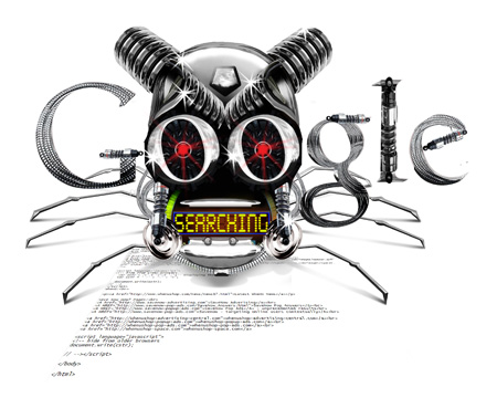 unfriendly-googlebot-symbols-seo-search-engine-optimization-marketing